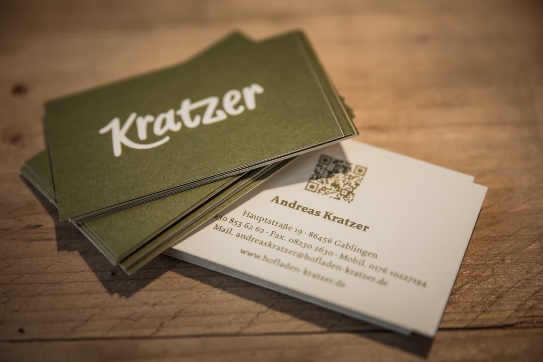 Hofladen Kratzer - Adresse und Kontakt