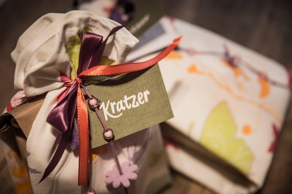 Hofladen Kratzer - Geschenkverpackung