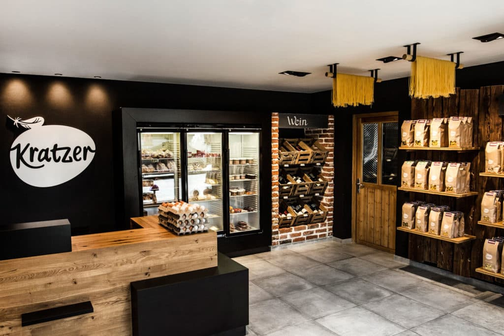 Hofladen Kratzer - Einkaufen im Shop in Gablingen